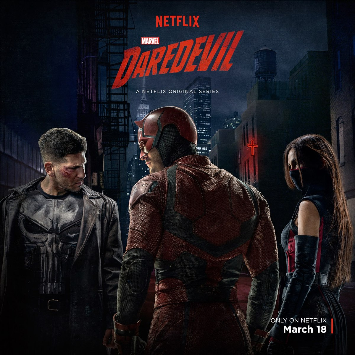 Review: Netflix's 'Daredevil' returns in season 2 for more vigilantehijinks