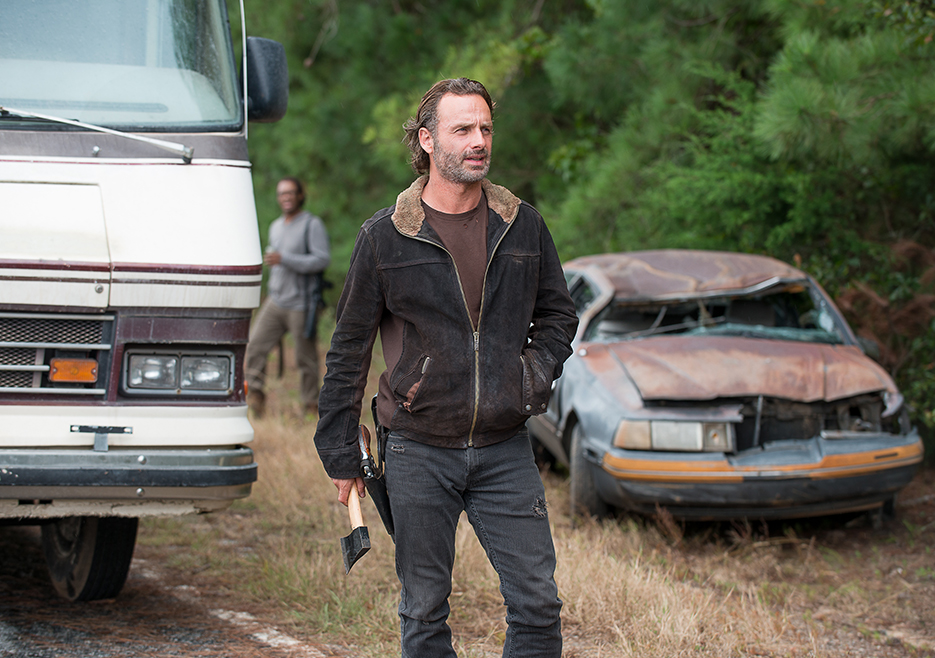 Review: 'The Walking Dead' delivers its best episode in a longtime