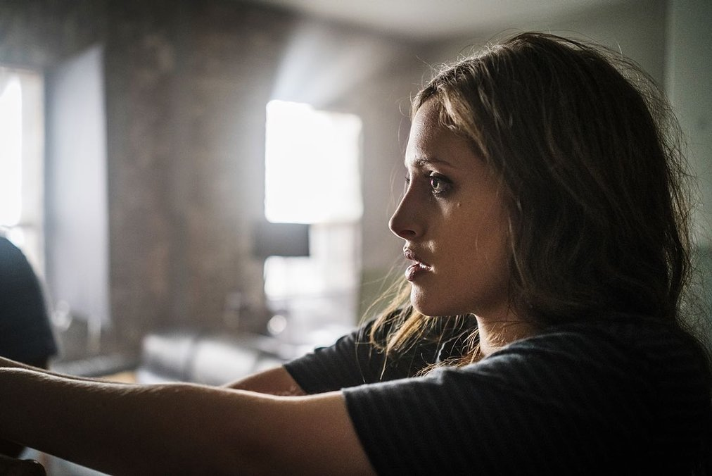 Review: 'Mr. Robot' shifts the focus to Darlene andfsociety.