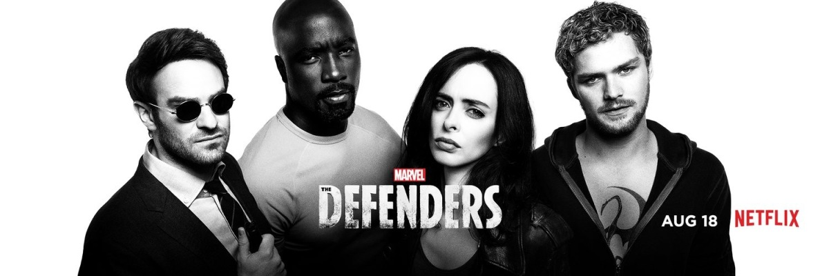 Netflix assembles 'The Defenders' in the superhero crossover event